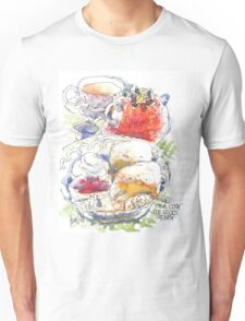 Tea and Scones Unisex T-Shirt