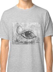California Graffiti Eye Classic T-Shirt