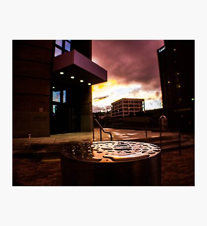 Bangor Vibes Photographic Print