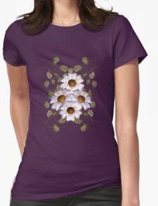 Golden Hearts ... enchanting flower design T-Shirt