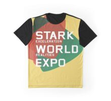 Stark World Expo Graphic T-Shirt