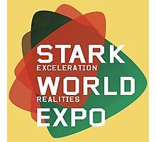 Stark World Expo Photographic Print