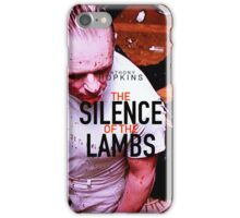 THE SILENCE OF THE LAMBS 19 iPhone Case/Skin