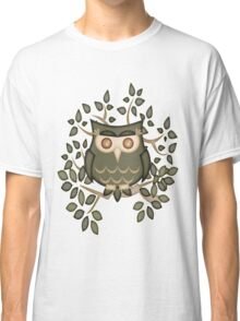 Mr Toot .. The Wise Owl Classic T-Shirt