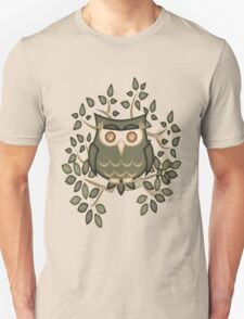 Mr Toot .. The Wise Owl T-Shirt
