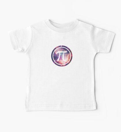 PI - Universum / Space / Galaxy  Nerd & Geek Style Baby Tee