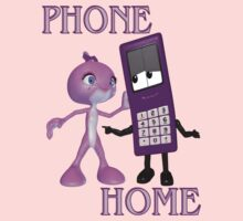 Phone Home  Kids Clothes