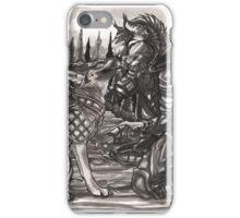 War Dog iPhone Case/Skin
