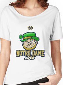 Notre Dame irish ND Women's Relaxed Fit T-Shirt