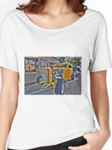 Get to the Barber Shop on Time Women's Relaxed Fit T-Shirt