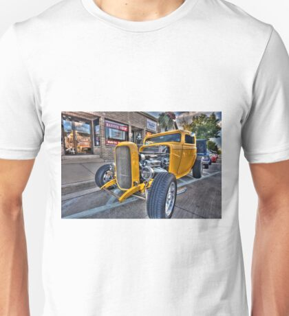 Get to the Barber Shop on Time Unisex T-Shirt
