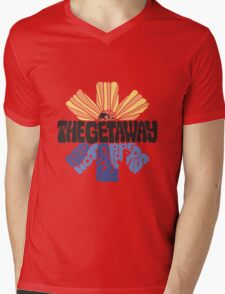 RHCP getaway Mens V-Neck T-Shirt