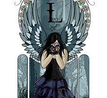 Fallen-Art Nouveau by aranelb