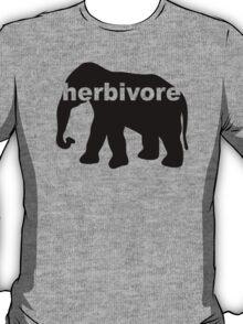 Herbivore (elephant) T-Shirt