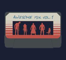 Awesome Mix Kids Tee