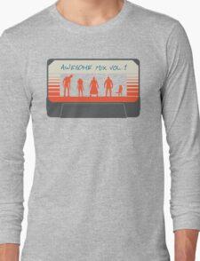 Awesome Mix Long Sleeve T-Shirt
