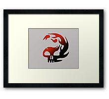 Rakdos Framed Print