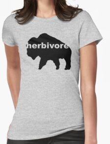 Herbivore (buffalo) Womens Fitted T-Shirt