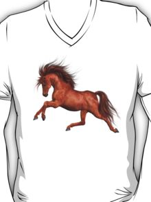 Chestnut Stallion .. tee shirt T-Shirt
