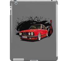 BMW E28 air ride 2 iPad Case/Skin