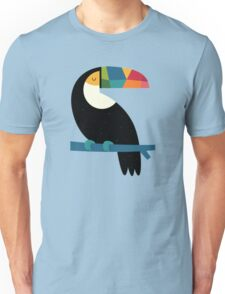 Rainbow Toucan Unisex T-Shirt
