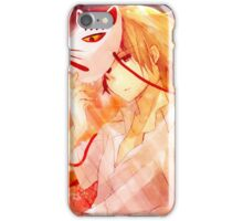 Natsume Takashi  iPhone Case/Skin