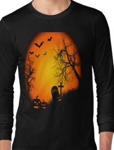 Hallowen towm Long Sleeve T-Shirt