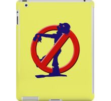 NoZombie iPad Case/Skin