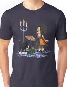 A witch in big trouble .. tee shirt Unisex T-Shirt