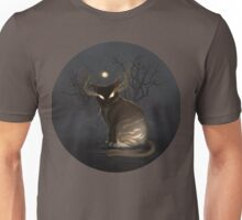 Halloween Cat Unisex T-Shirt