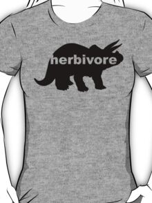 Herbivore (triceratops) T-Shirt