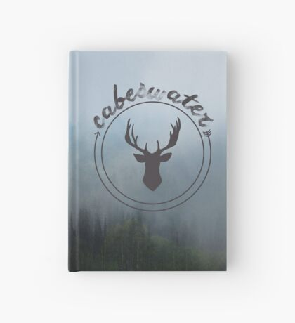 The Raven Cycle - Cabeswater Logo (Woods) Hardcover Journal