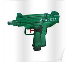 Odd Future Gun Poster