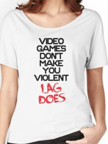 Lag Women's Relaxed Fit T-Shirt