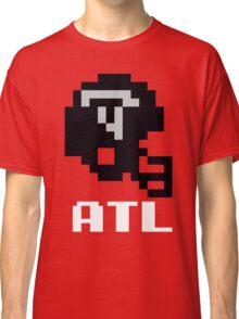 Tecmo Bowl Atlanta Falcons Football 8-Bit NES Nintendo Helmet Shirt T-shirt Classic T-Shirt