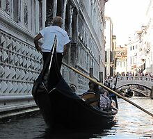 essence of Venice  by Christine  Blackaller