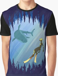 Shark Bait Graphic T-Shirt