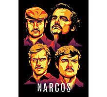 Narcos Escobar Photographic Print