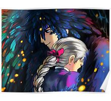 Sophie and Howl  Poster