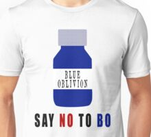 Say NO to BO Unisex T-Shirt