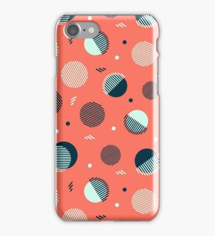 Pink Orbs iPhone Case/Skin