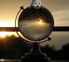 Humpty Dumpty Sat On The World by Nandika-Dutt