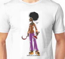 Angela Davis fighter Unisex T-Shirt