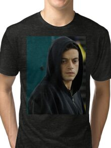 Mr. Robot - Elliot Alderson Tri-blend T-Shirt