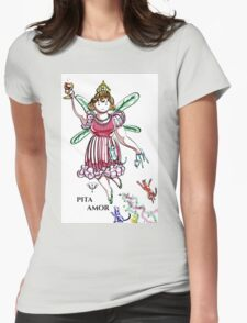 Pita Amor Womens Fitted T-Shirt