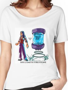 Shulamith Firestone Fighter Women's Relaxed Fit T-Shirt
