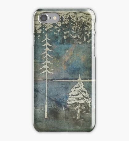 Can't See The Forest for the Trees iPhone Case/Skin
