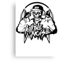 OWSLA - Kill The Noise Canvas Print