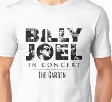 billy joel in concert logo Unisex T-Shirt