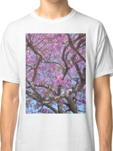 Pink Spring Blossoms Classic T-Shirt